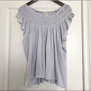 Free People We The Free Coconut Sleeveless Top